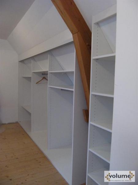 les combles volume. Black Bedroom Furniture Sets. Home Design Ideas